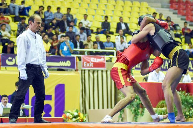 حضور چهار نماینده ایران در فینال رقابتهای ووشو