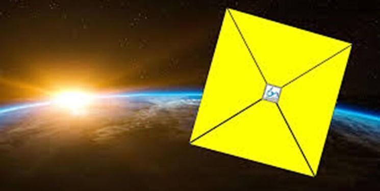 نخستین بادبان خورشیدی تأیید شد