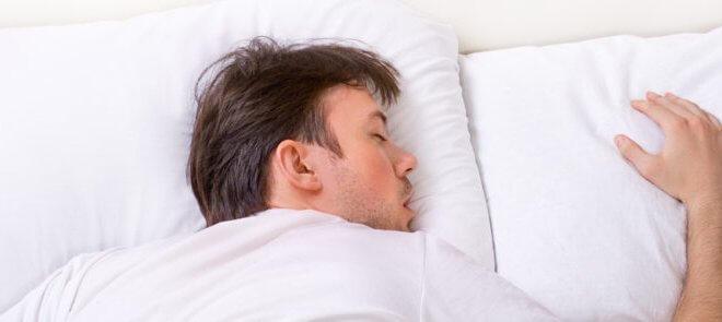با خواب عمیق بدن ترمیم می شود