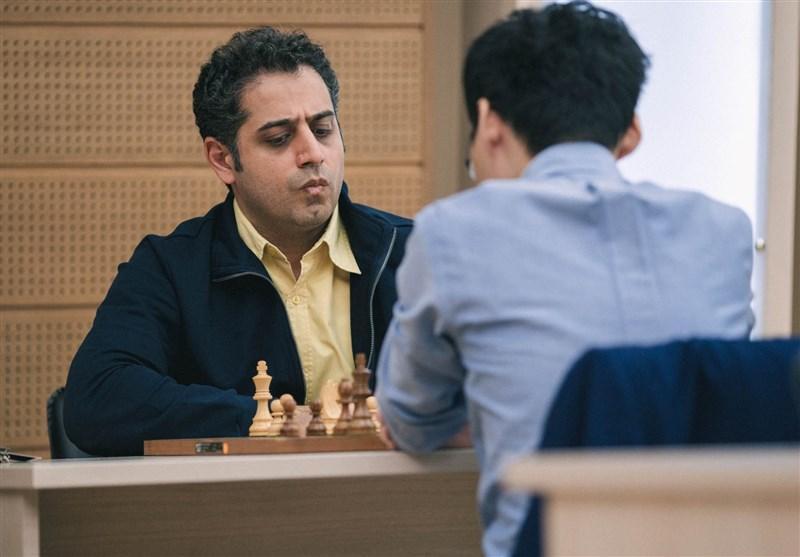 احسان قائم مقامی قهرمان شطرنج ایران شد