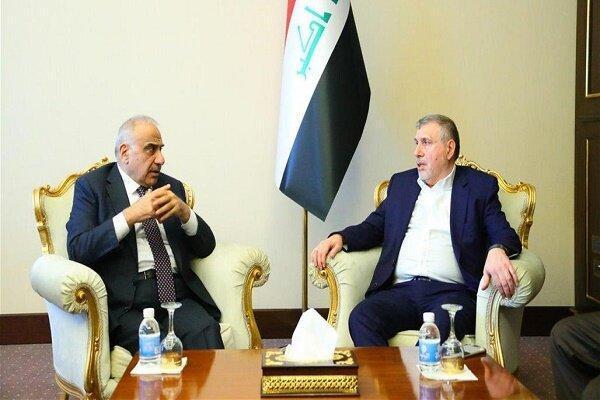 اعلام حمایت کامل عادل عبدالمهدی از تشکیل کابینه جدید عراق