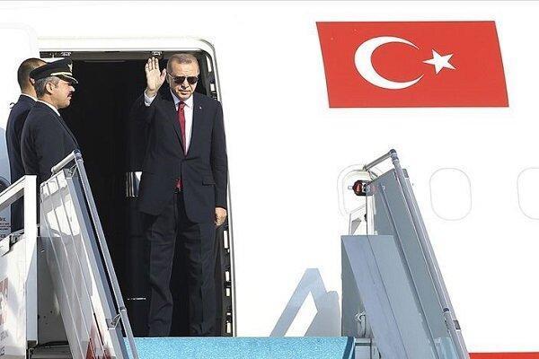 اردوغان فردا به اوکراین می رود
