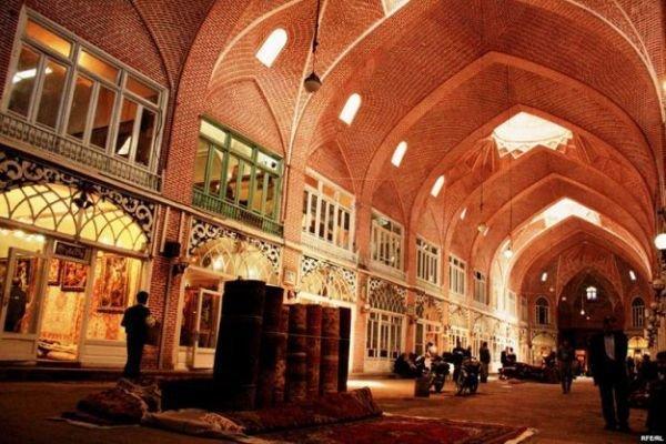 طرح مرمت حریم بازار تبریز در دانشگاه تهران ارائه شد