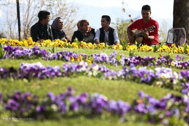احداث بوستان 6هکتاری در مرکز شهر تهران آغاز شد