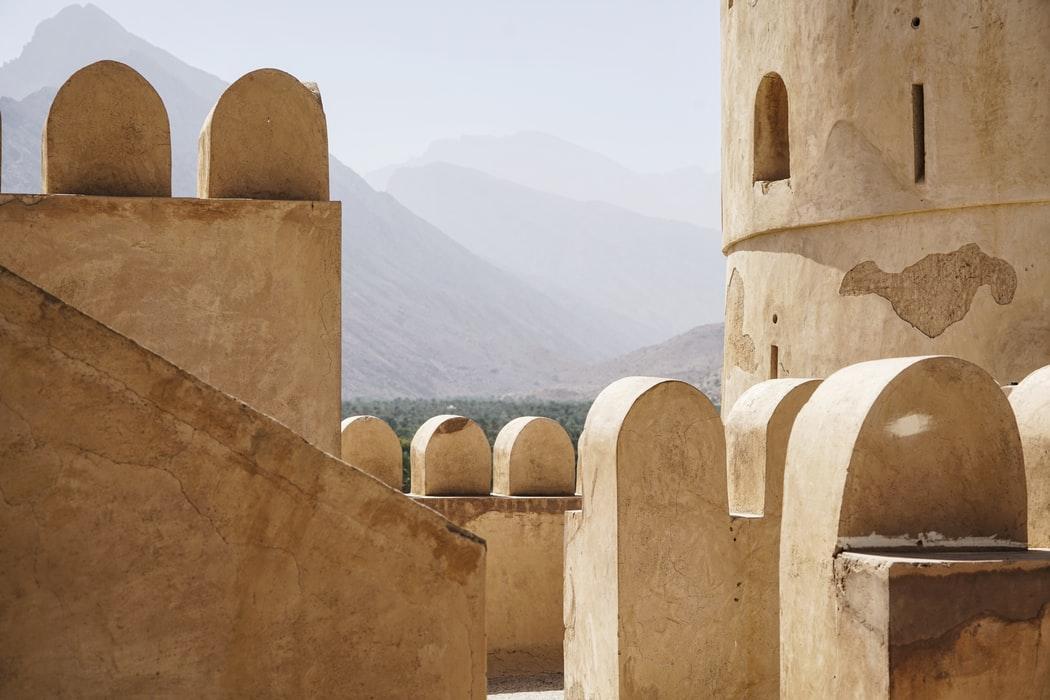 قلعه های شگفت انگیز عمان