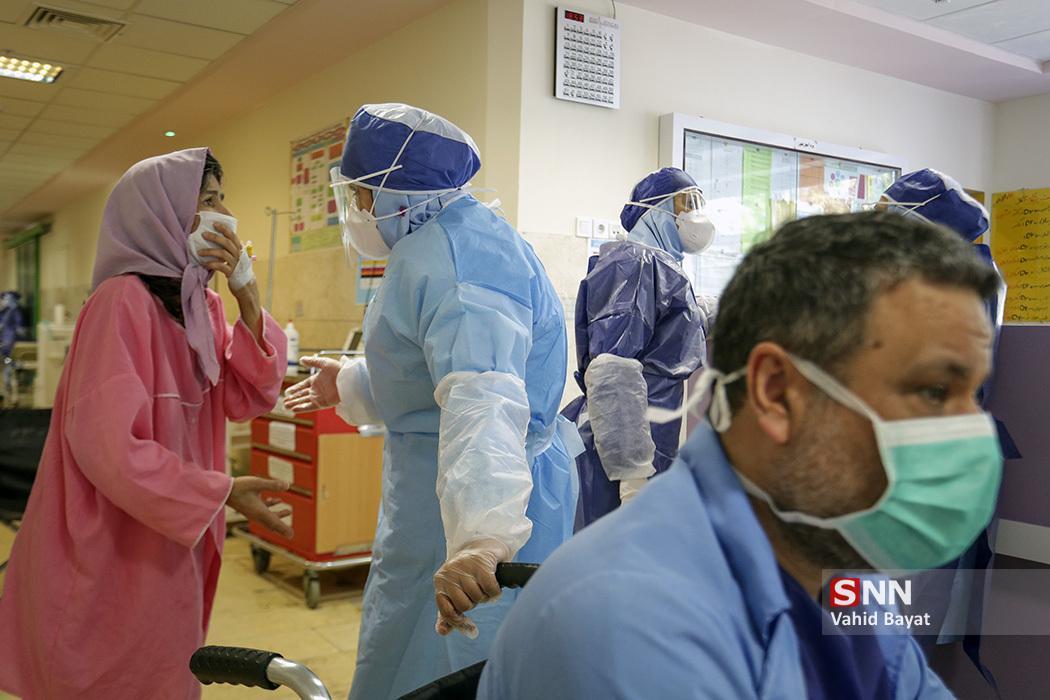 30 نفر از کادر درمانی استان یزد به کرونا مبتلا شدند