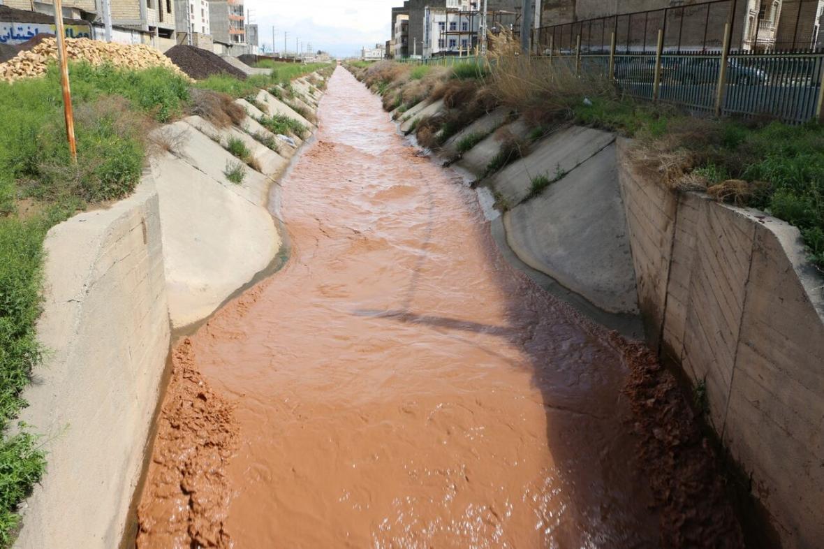 خبرنگاران 15 متر مکعب آب سد ماملو به سمت دشت ورامین رهاسازی شد