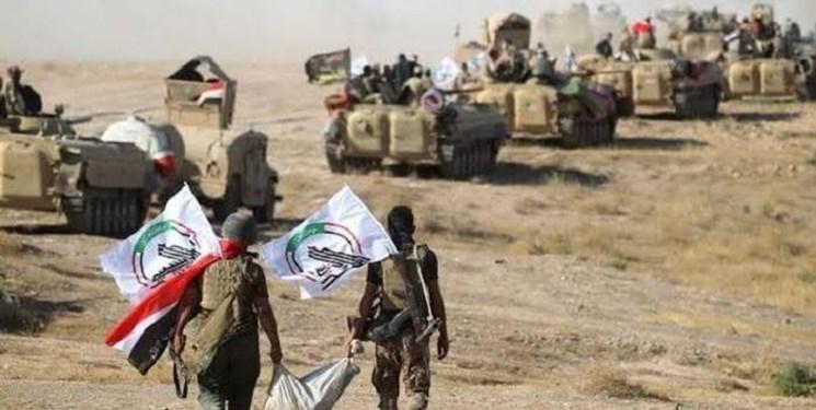 الحشدالشعبی شروع عملیات بهار پیروزی ها در نینوا و صلاح الدین را اظهار داشت