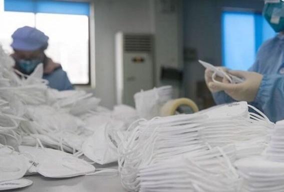 راه اندازی یک واحد تولیدی ماسک در میانه