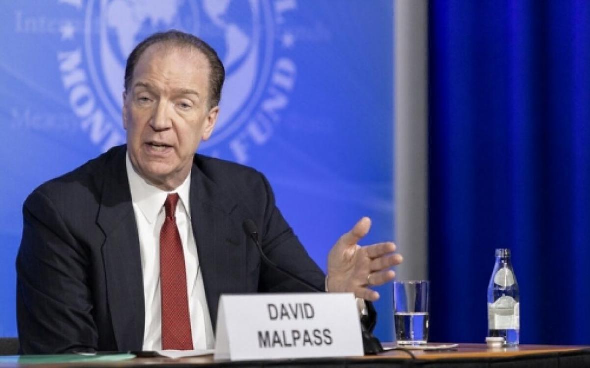 خبرنگاران رییس بانک جهانی: رکود عظیم، شدیدترین لطمه را به کشورهای فقیر می زند