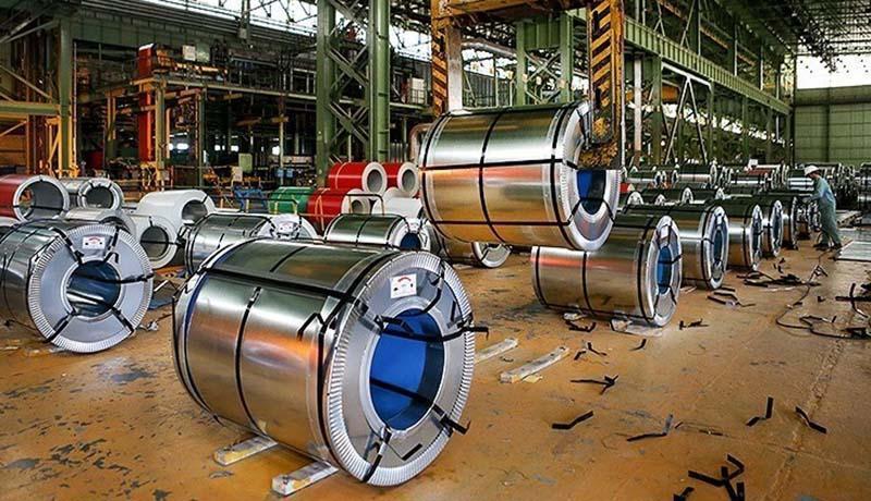 رشد 40 درصدی تولید فولاد ایران