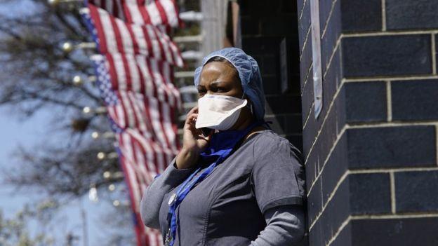 سیاه پوستان بیشترین قربانیان کرونا در آمریکا