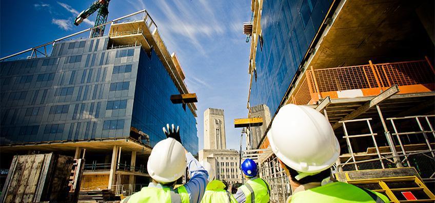 بازسازی ساختمان تجاری اداری
