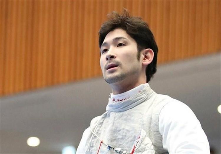 مدال آور المپیکی ژاپن، پیک تحویل غذا شد