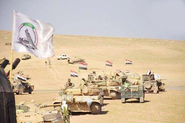 کوشش تروریست ها برای نفوذ به شمال صلاح الدین عراق ناکام ماند