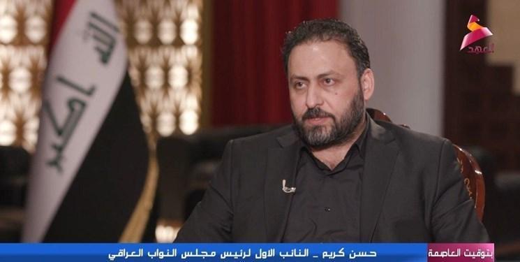 معاون الحلبوسی: نخست وزیر عراق قادر به اخراج نظامیان آمریکاست