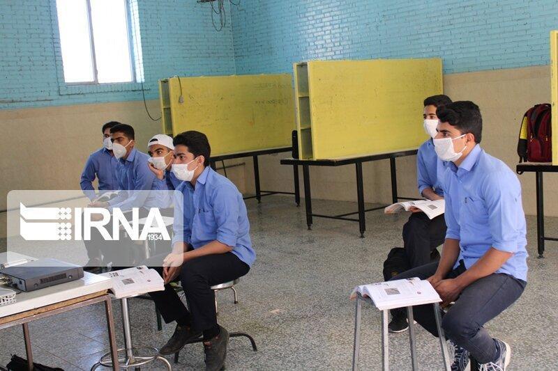 خبرنگاران 26 درصد دانش آموزان زنجان در کلاس های درس حاضر شدند