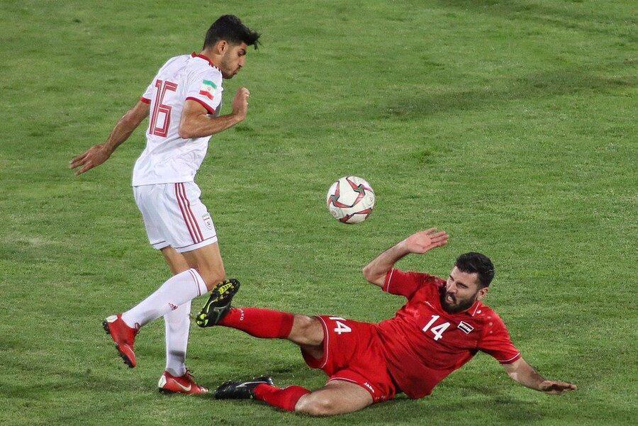 عکس فیفا: فوتبال ایران تعلیق نمی گردد