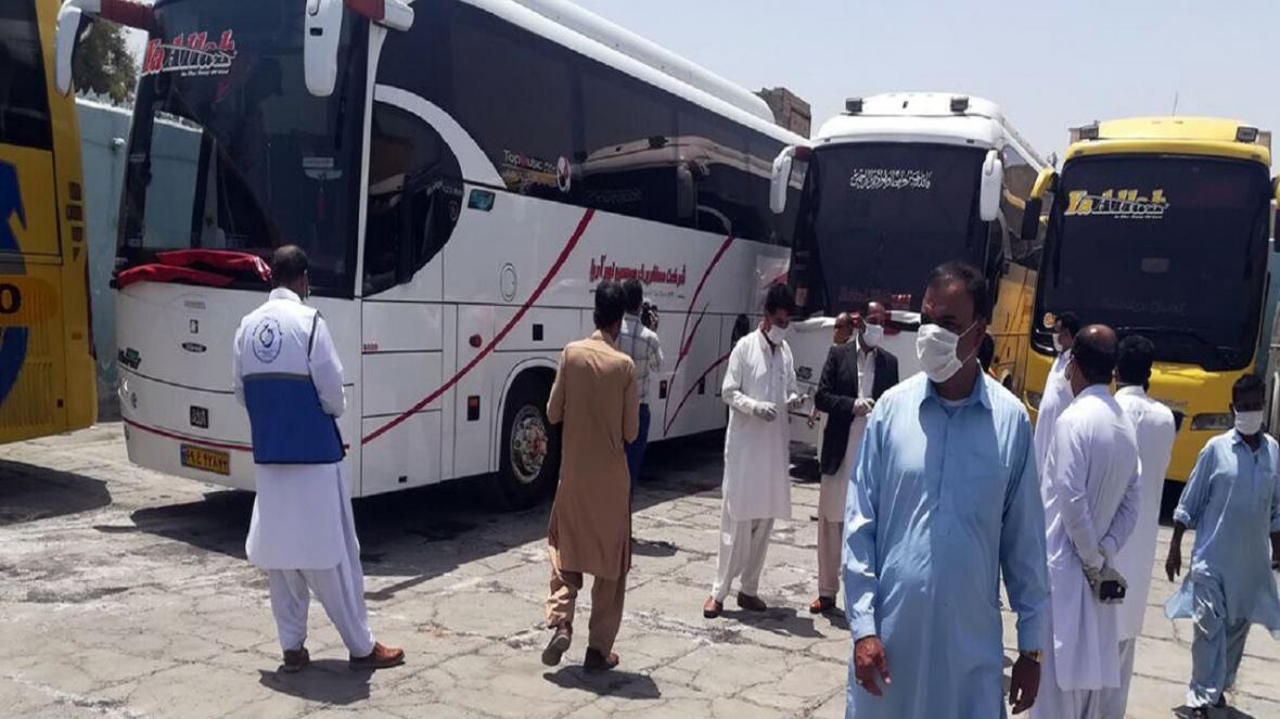 ماهانه بیش از 120 هزار نفر توسط ناوگان مسافربری جنوب سیستان و بلوچستان جابجا می شوند