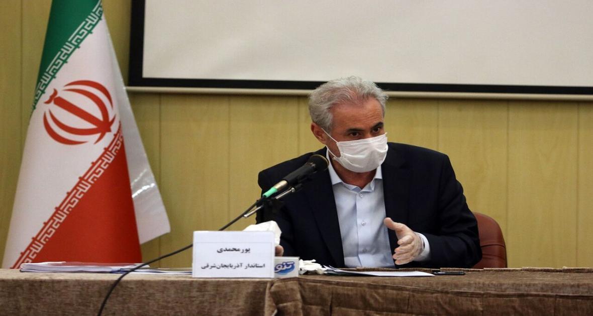 خبرنگاران استاندار آذربایجان شرقی: با مدیران مدارسی که به زور پول بگیرند، برخورد می گردد