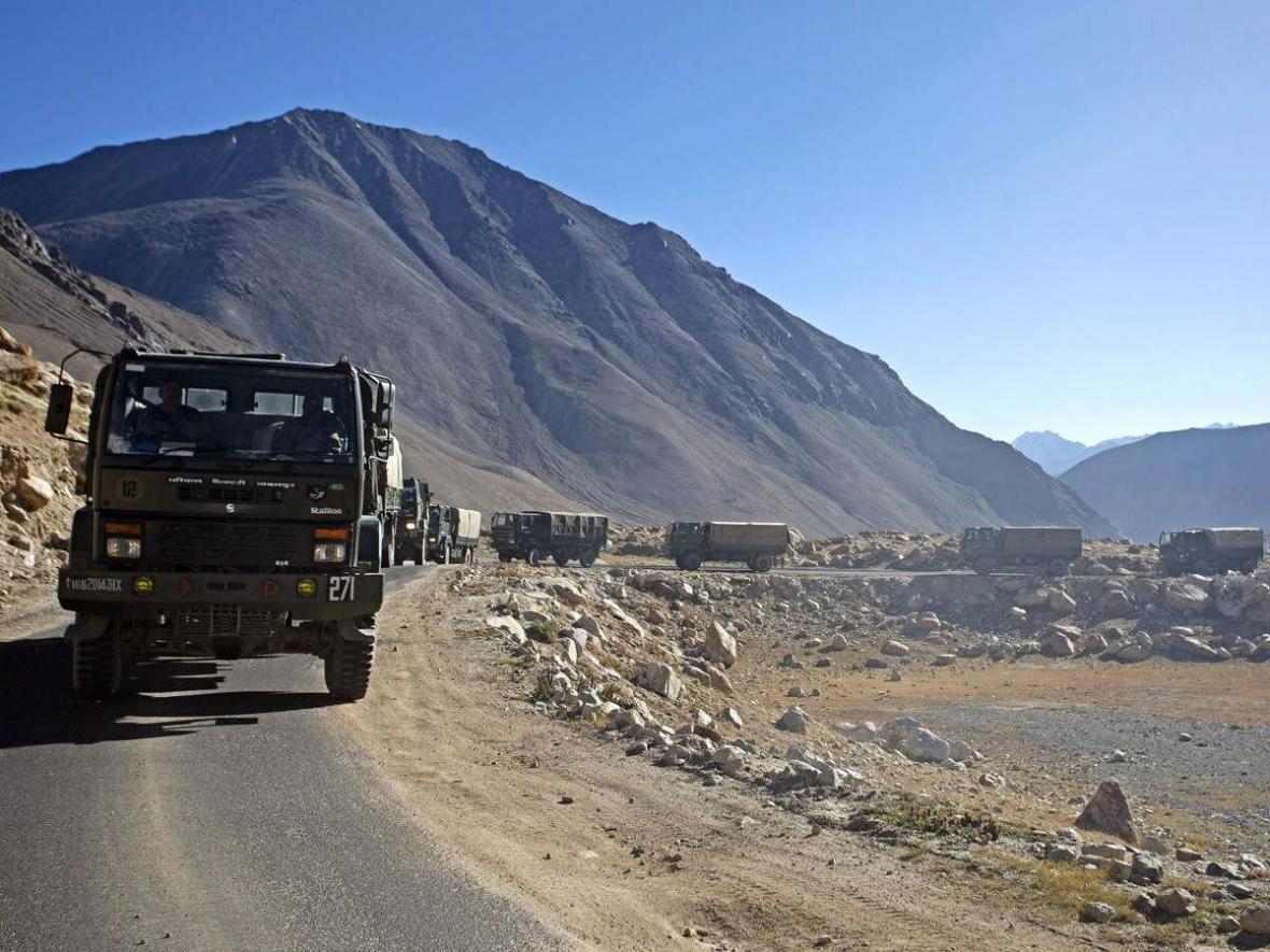 خبرنگاران چین 10 سرباز هندی را آزاد کرد