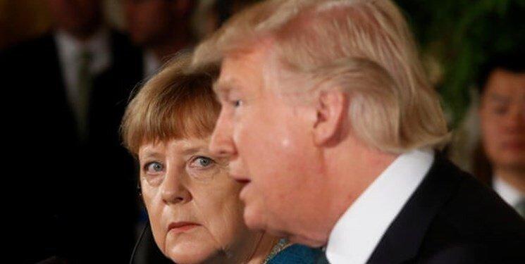 توصیه مرکل به اتحادیه اروپا درباره آمریکا، خانم صدراعظم به مقابله با ترامپ رفت