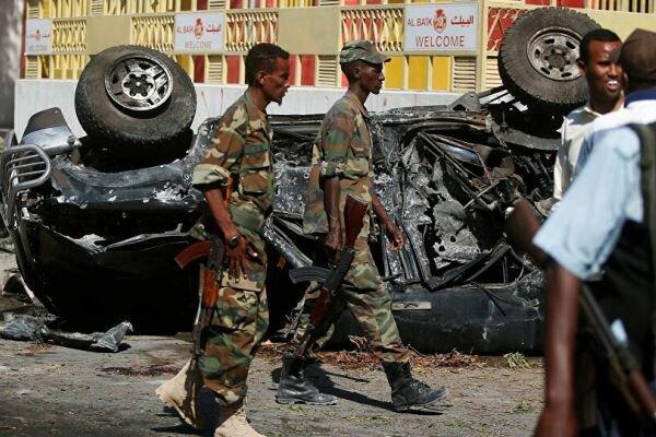 حمله انتحاری در موگادیشو 5 مجروح برجای گذاشت