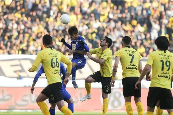 زمان بازی استقلال - سپاهان در جام حذفی اعلام شد