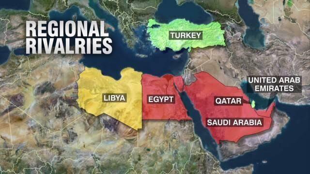 خبرنگاران الجزایر هم وارد زمین بازی لیبی می گردد؟
