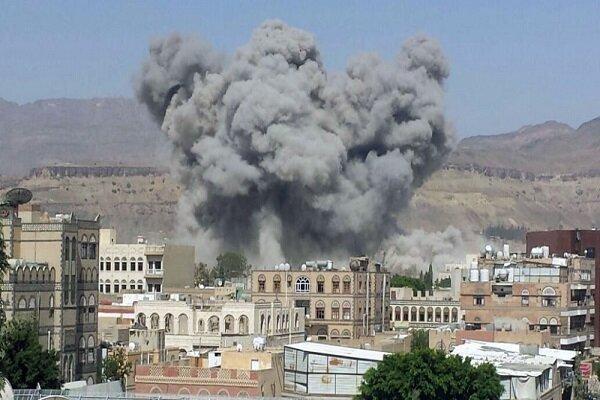 شهادت 4 کودک یمنی بر اثر انفجار بمب خوشه ای