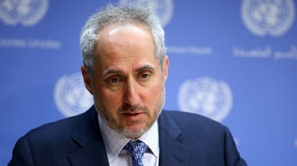 خبرنگاران حمایت تلویحی دبیرکل سازمان ملل از پیشنهاد برجامی روسیه