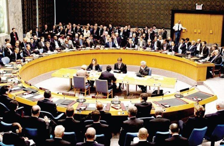 عصبانیت نماینده آمریکا از موضع رئیس شورای امنیت