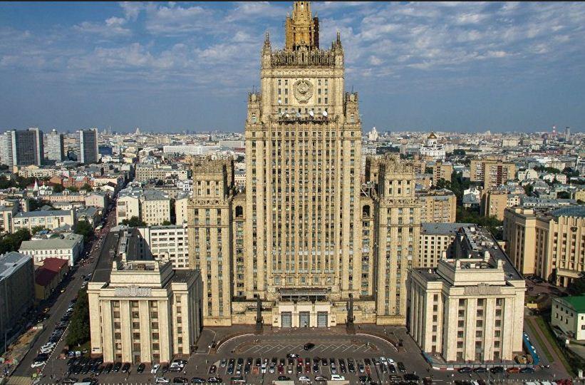 روسیه در اقدامی متقابل 3 دیپلمات اسلواکی را اخراج کرد