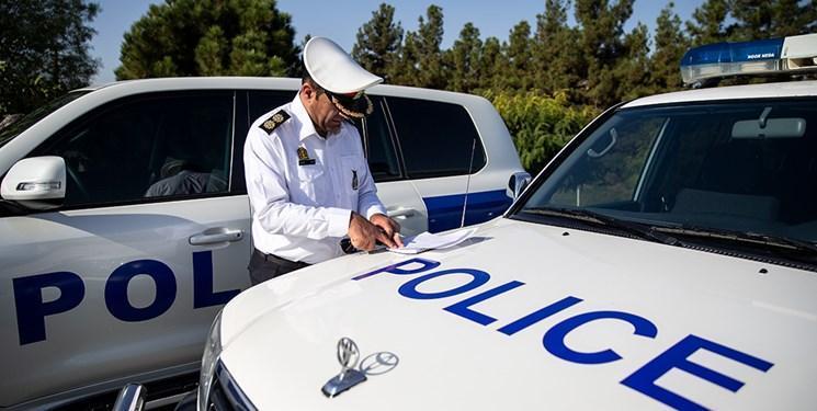 برخورد با خودرو های دودزا در پایتخت، استقرار پلیس در 46 نقطه