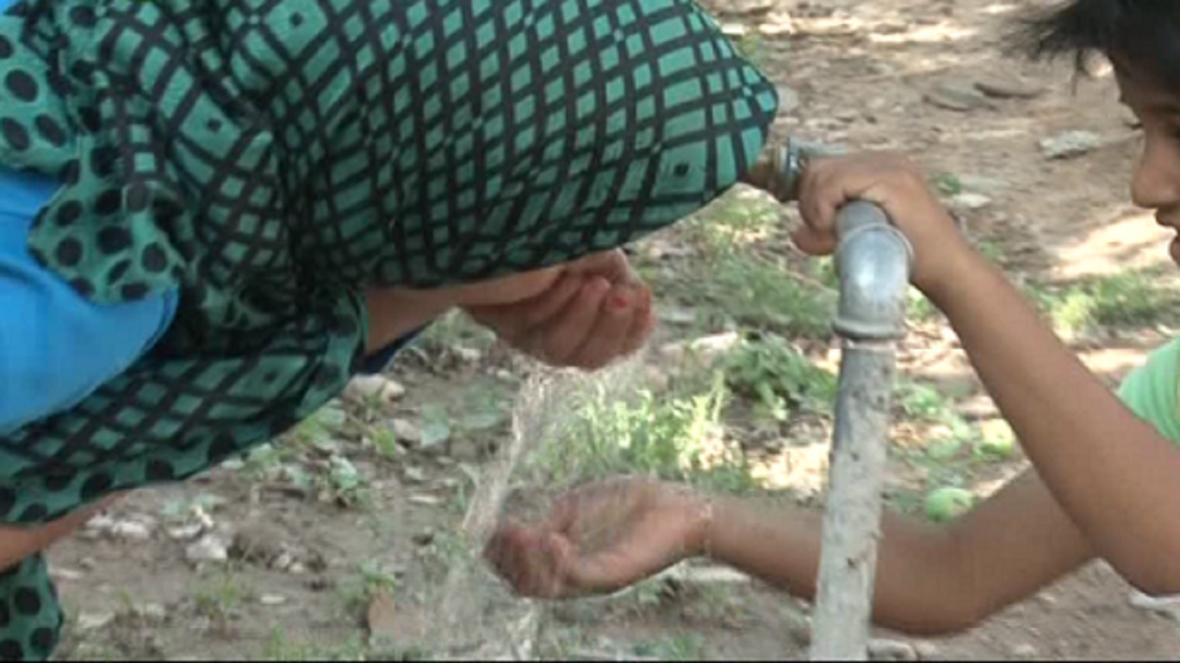 برخورداری دو روستای عشایر نشین شهرستان بردسکن از آب شرب پایدار