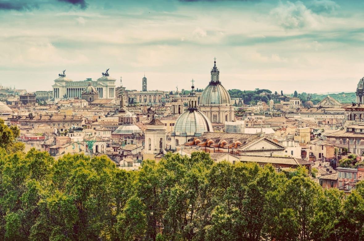 رم ایتالیا، شهر جاودانه تاریخ