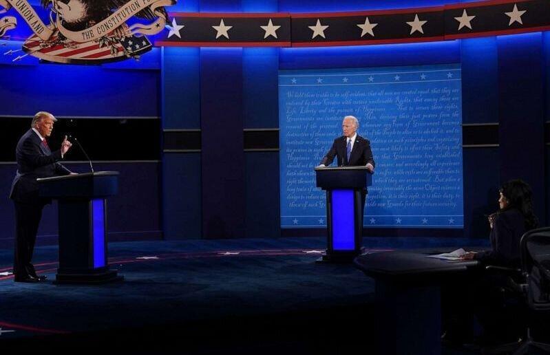 آخرین مناظره بایدن و ترامپ؛ از بحران کرونا تا ادعای دخالت ایران در انتخابات