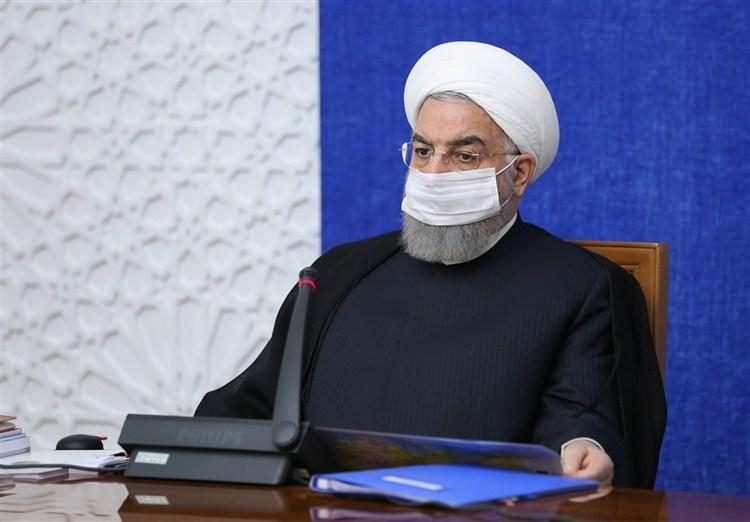 روحانی: هدف بودجه 1400 کاهش تصدی گری دولت است