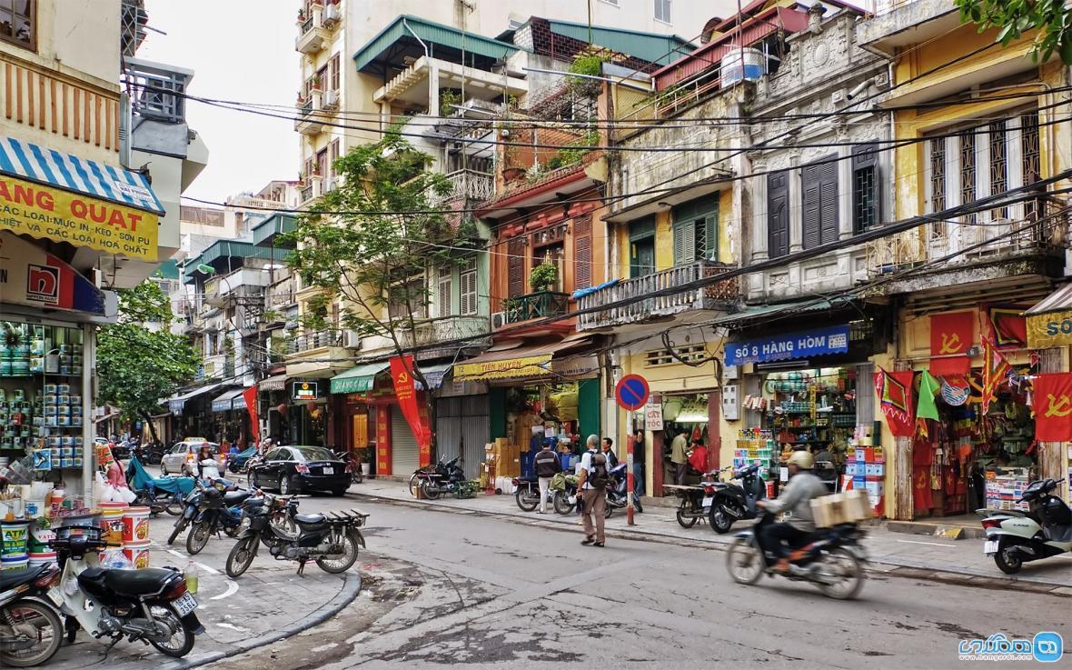 معرفی تعدادی از معروف ترین جاذبه های دیدنی هانوی