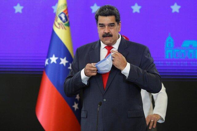 مادورو: امیدوارم با دولت جدید ایالات متحده وارد گفت&zwnjوگو شویم