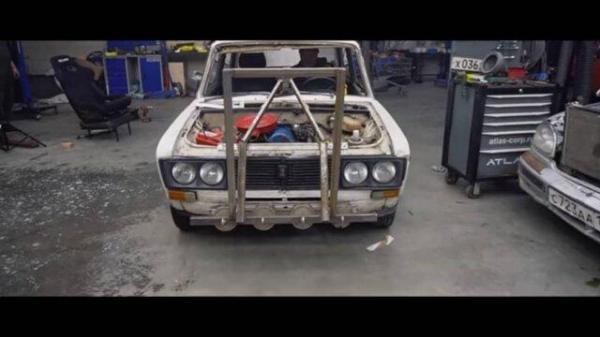 خودرویی که با نیروی آهنرباها حرکت می کند!