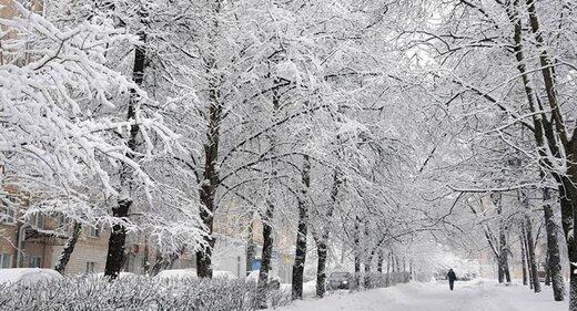 آدینه، تهران برفی است