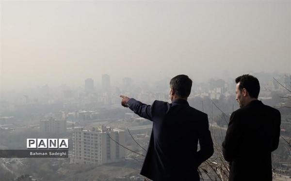 هشدار هواشناسی؛ تشدید آلودگی هوا در 4 کلانشهر