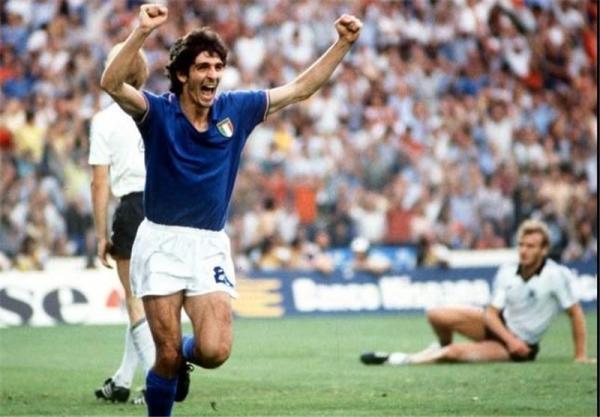 نگهداری خاکستر اسطوره تیم ملی ایتالیا در گلدانی به شکل جام جهانی