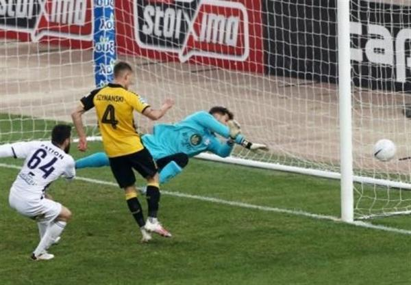 جام حذفی یونان، تداوم غیبت انصاری فرد در شب پیروزی آاِک