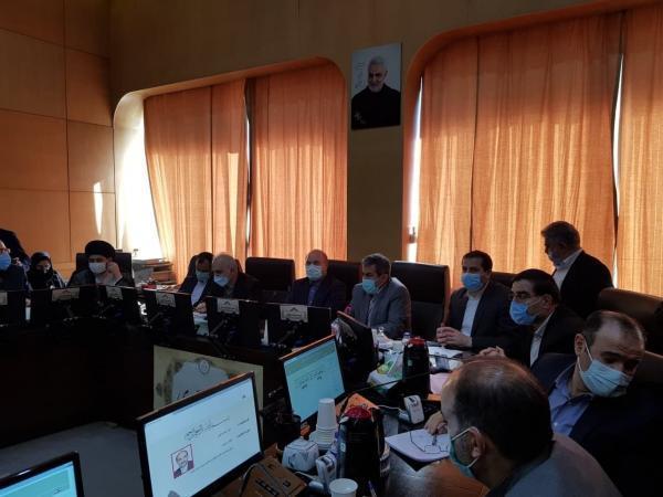 جلسه فوق العاده کمیسیون اقتصادی مجلس در پی ریزش بورس