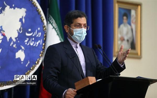 توضیحات وزارت خارجه درباره حضور هیات طالبان در تهران
