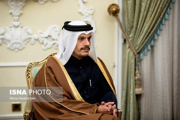 وزیر خارجه قطر: دنبال تنش زدایی به وسیله حمایت از برجام هستیم