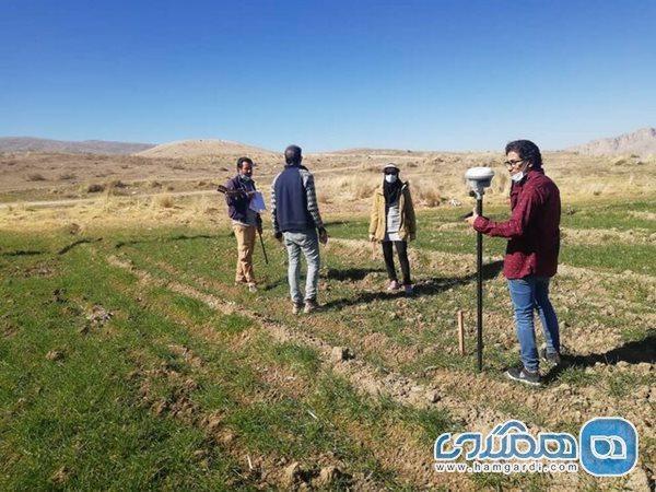اعلام شروع بررسی باستان شناسی تل قلعه مرودشت
