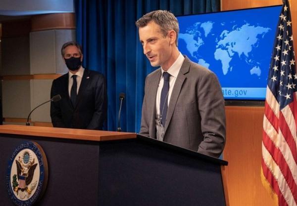 واشنگتن: کشورها را به نفروختن سلاح به ایران متقاعد می کنیم